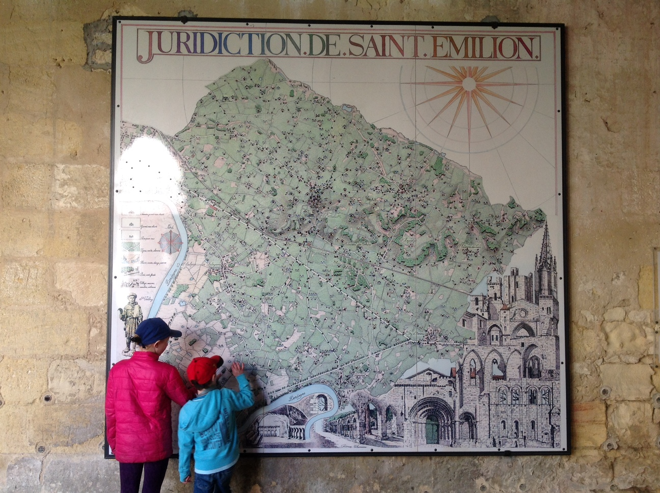 Saint-Emilion wine region