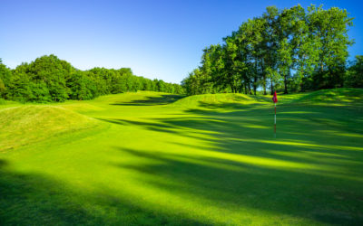 How green are our golf courses?